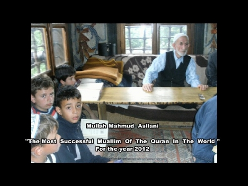 The most successful muallim of The Quran in the world